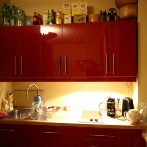 Geburtshaus von Anfang an - Küche