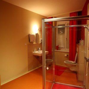 Geburtshaus von Anfang an - Badezimmer